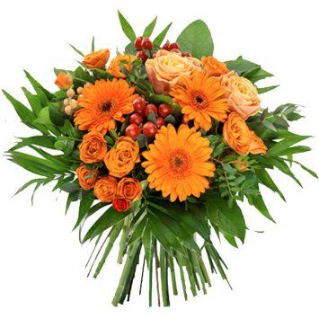 Bouquet de flores energía
