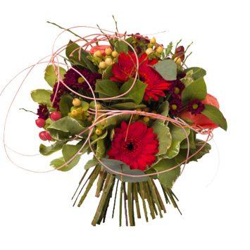 Bouquet de flores diversión