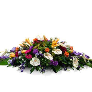 Almohadón multicolor - Envío de Flores a Domicilio