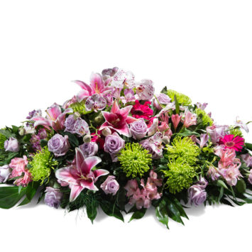 Almohadón variado - Envío de Flores a Domicilio