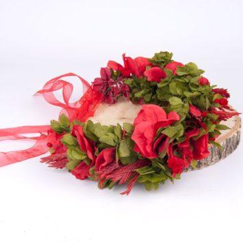 Diadema de flores Némesis
