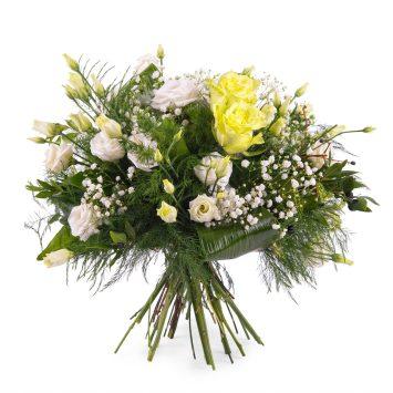 Ramo de flores primaverales - Envío de Flores a Domicilio