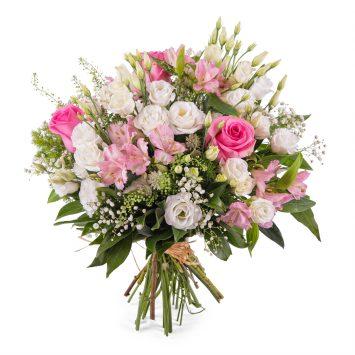 Ramo variado romántico - Envío de Flores a Domicilio