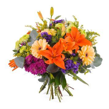 Ramo Variado de Verano - Envío de Flores a Domicilio