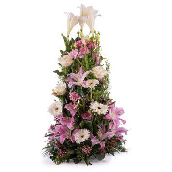 Centro Vertical - Mulhacen - Envío de Flores a Domicilio