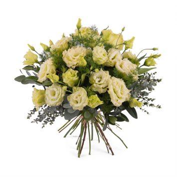 Ramo de Lisianthus - Envío de Flores a Domicilio