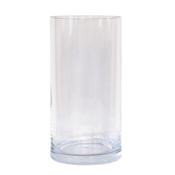 Jarrón cristal 26 cm