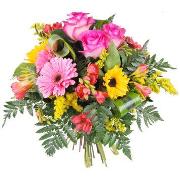 Ramo de flores para una persona especial
