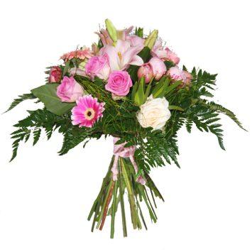Ramo de flores glamour