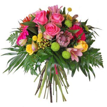 Ramo de flores sensación
