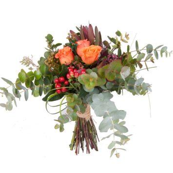 Ramo de flores campestre