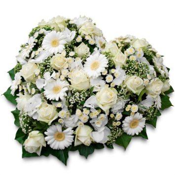 Enviar el Corazón Funerario Aeternum a difunto