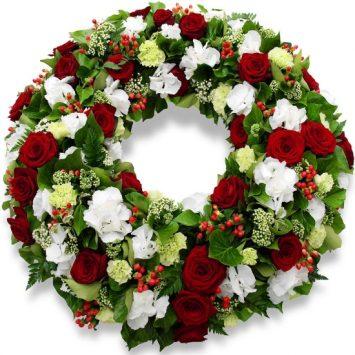 Enviar la Corona Funeraria Memoriae a difunto