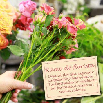 Enviar el Ramo de Florista - Colores a domicilio