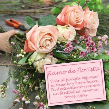 Enviar el Ramo de Florista - Rosa a domicilio
